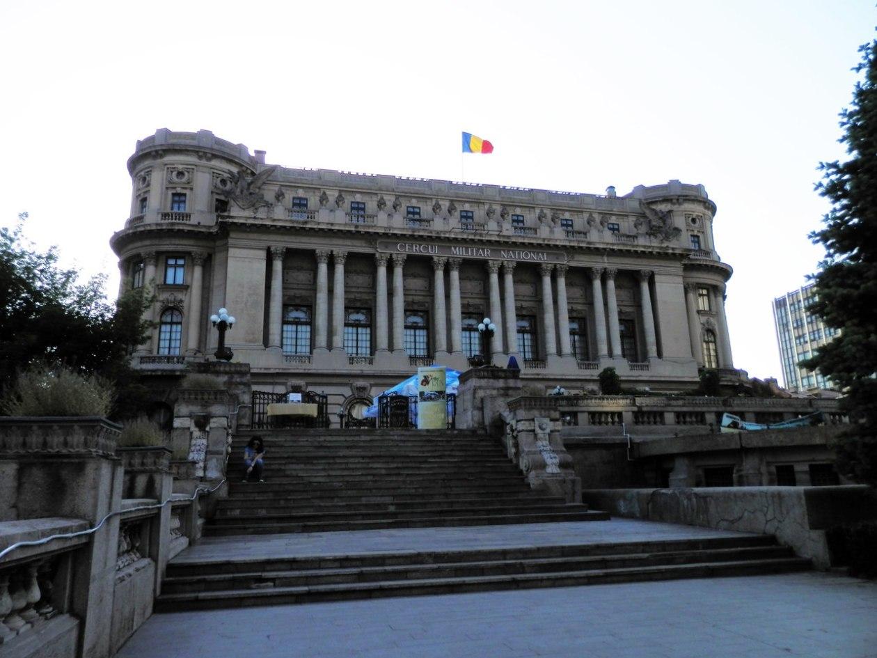 Cercul Militar National Bucarest