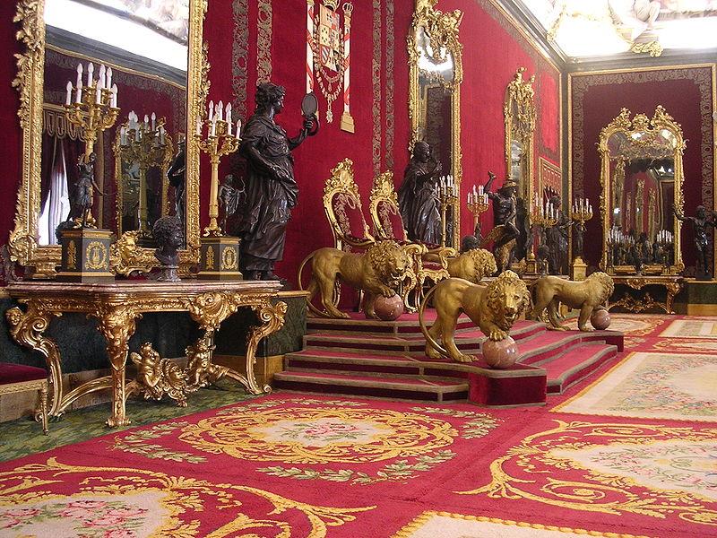 salon trono