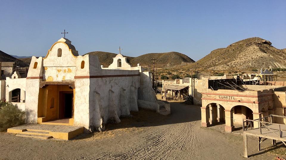 Tabernas Oeste Almeria