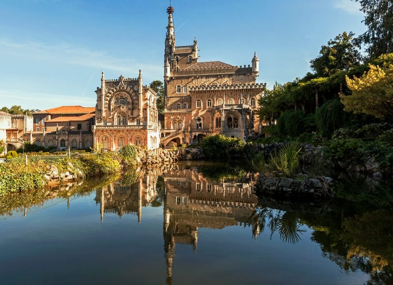 Hotel Palace Bussaco Portugal