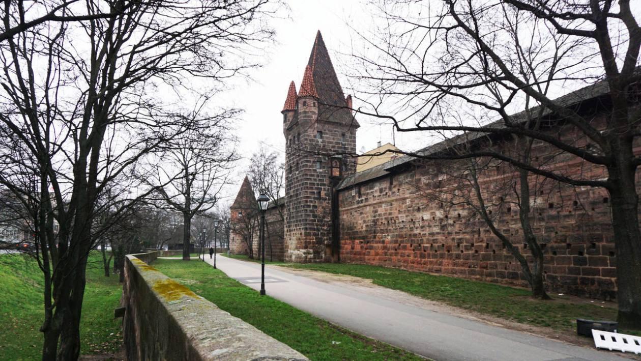 Murallas Nuremberg