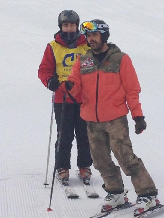 Esquiant