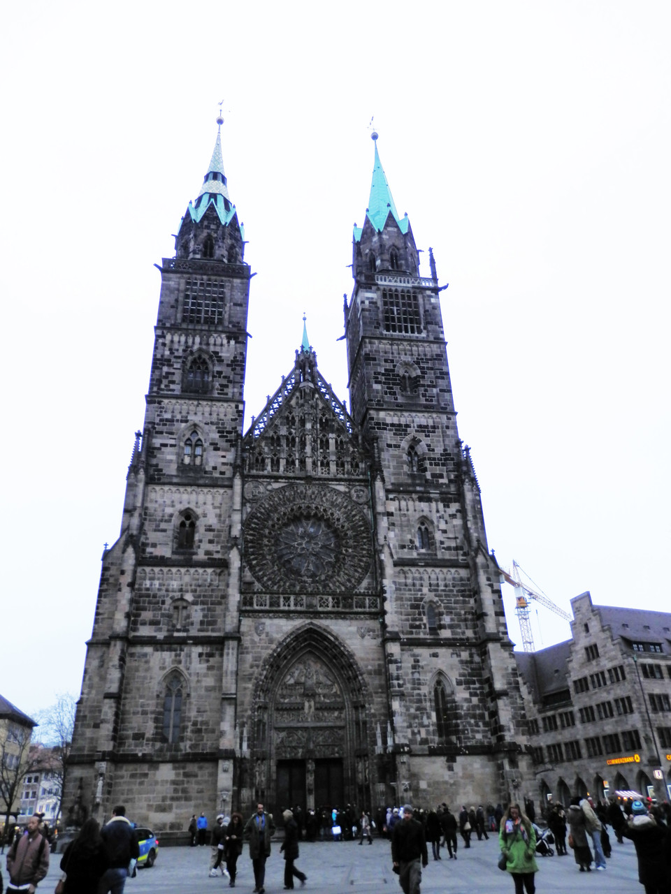 Iglesia San Lorenzo Nuremberg