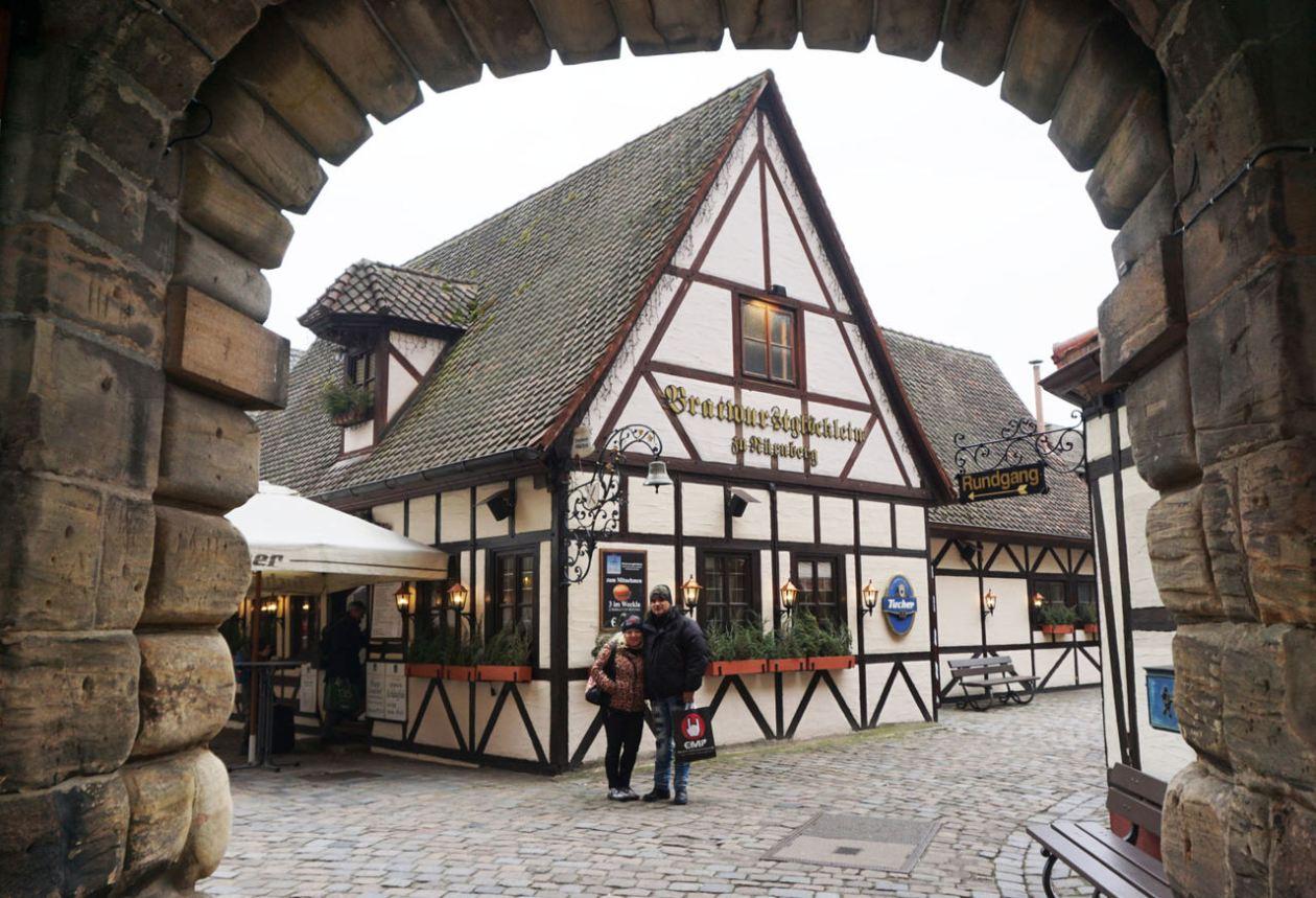 Casco antiguo Nuremberg