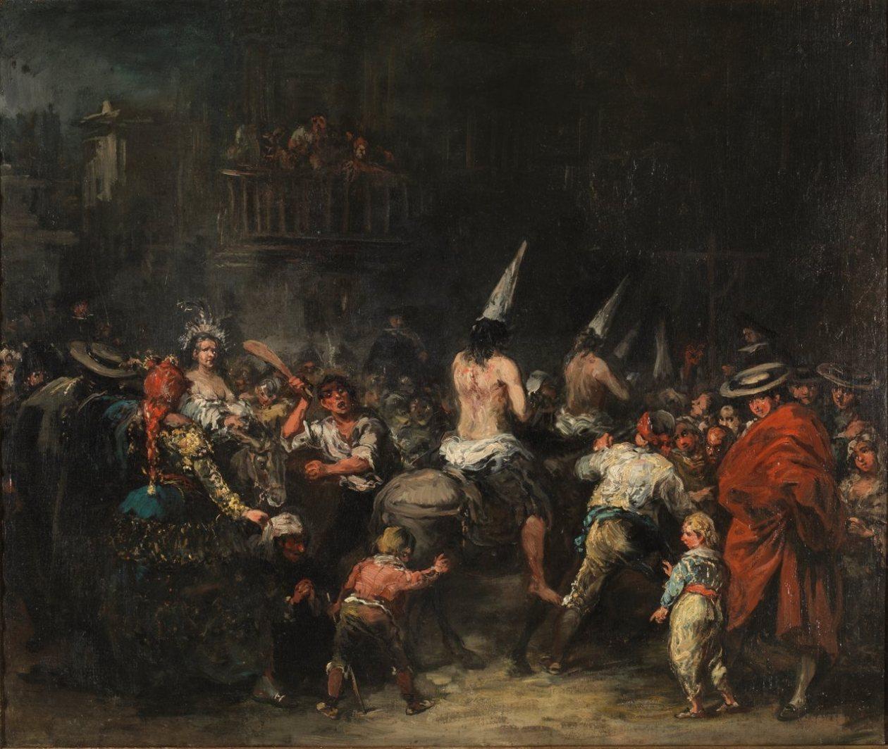 Condenados Inquisicion Eugenio Lucas