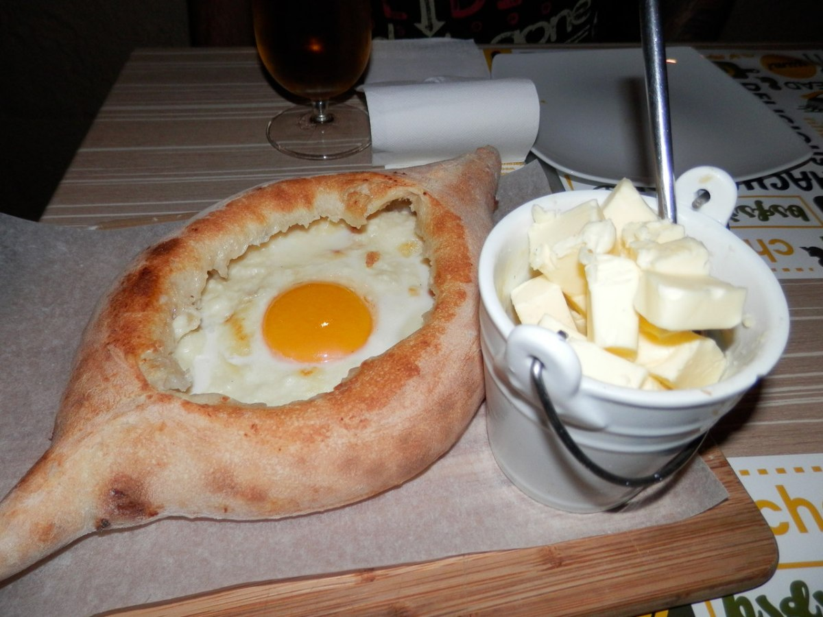 Restaurante Khachapuri: cocina de Georgia en el Madrid más castizo