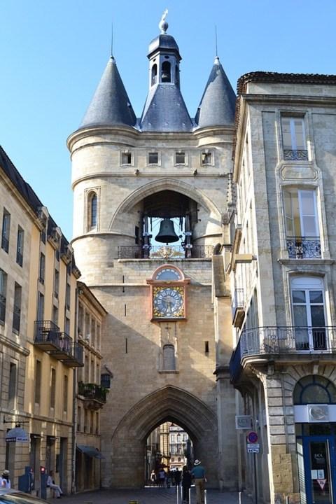 Torre de Grosse Cloche Burdeos