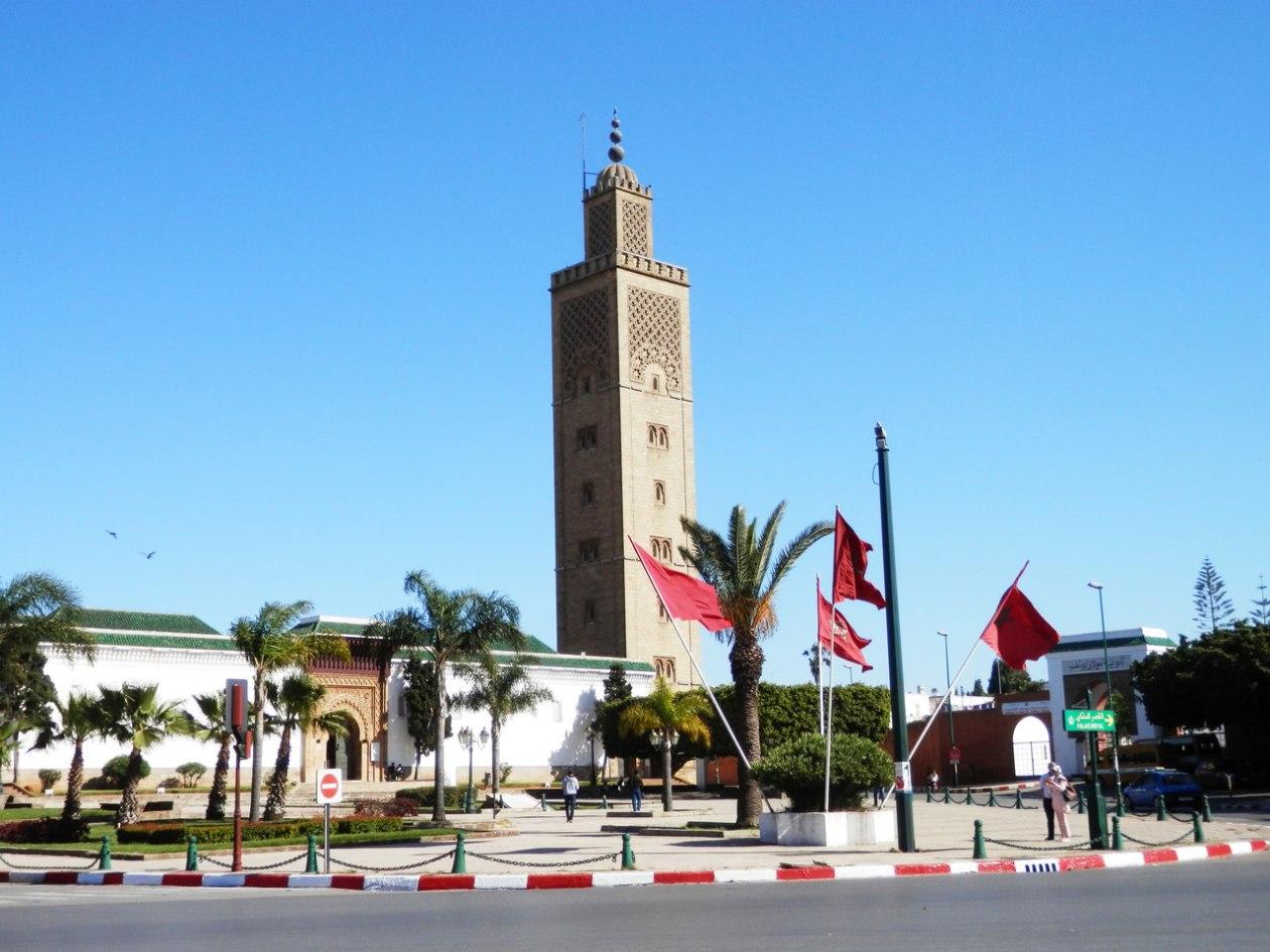 Mezquita Al Souna Rabat