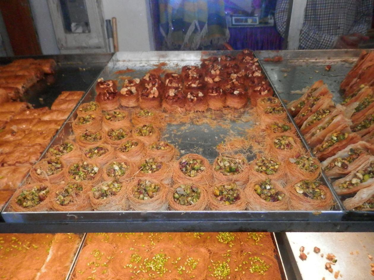 Pasteles Marruecos