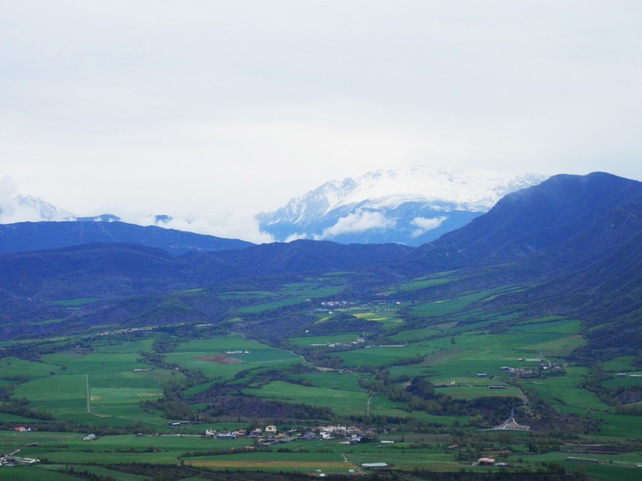 Valle la Fueva Aragon
