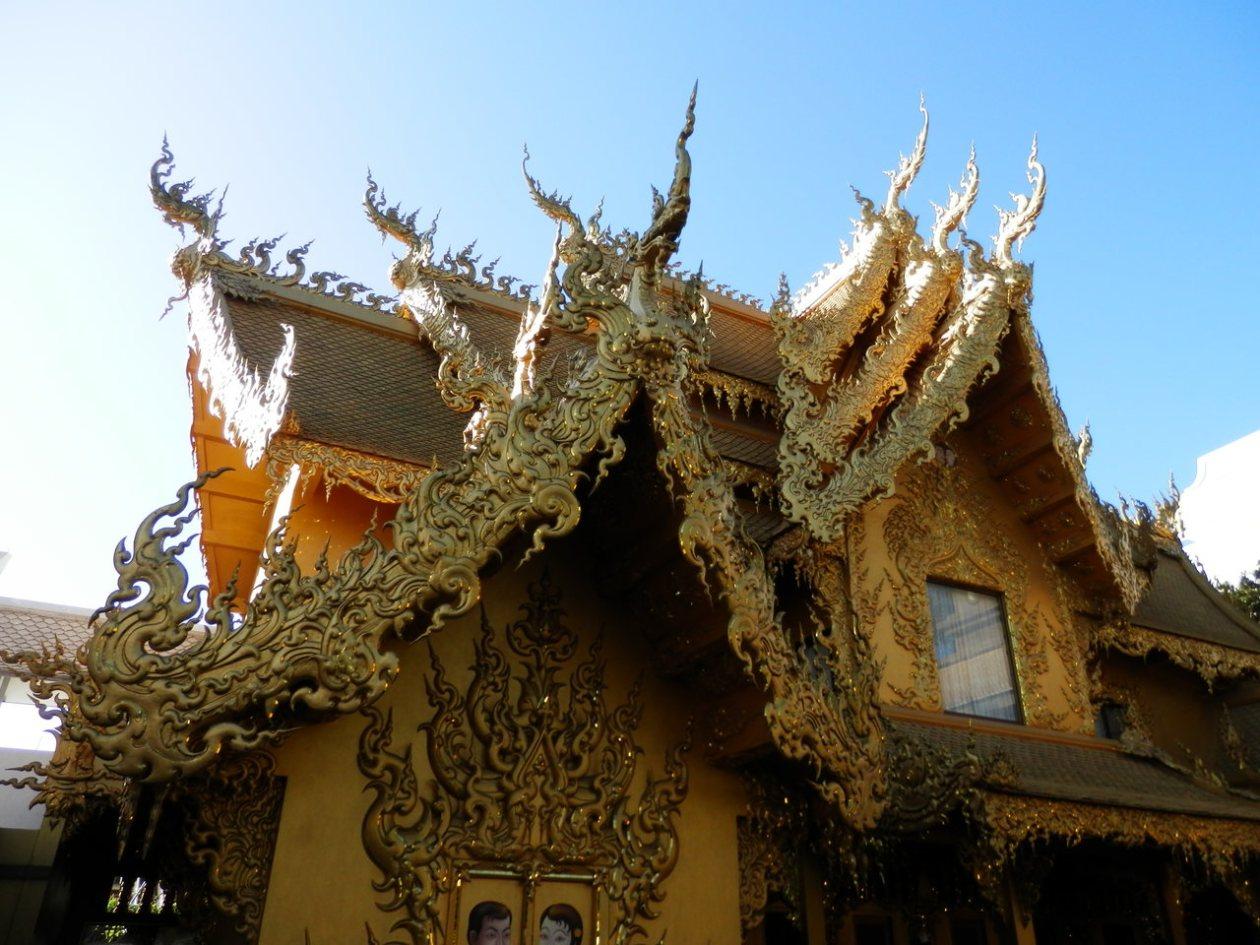 Templo Blanco Chiang Rai