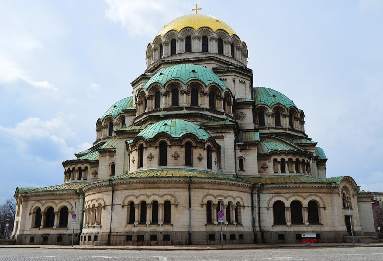 Bulgaria Catedral