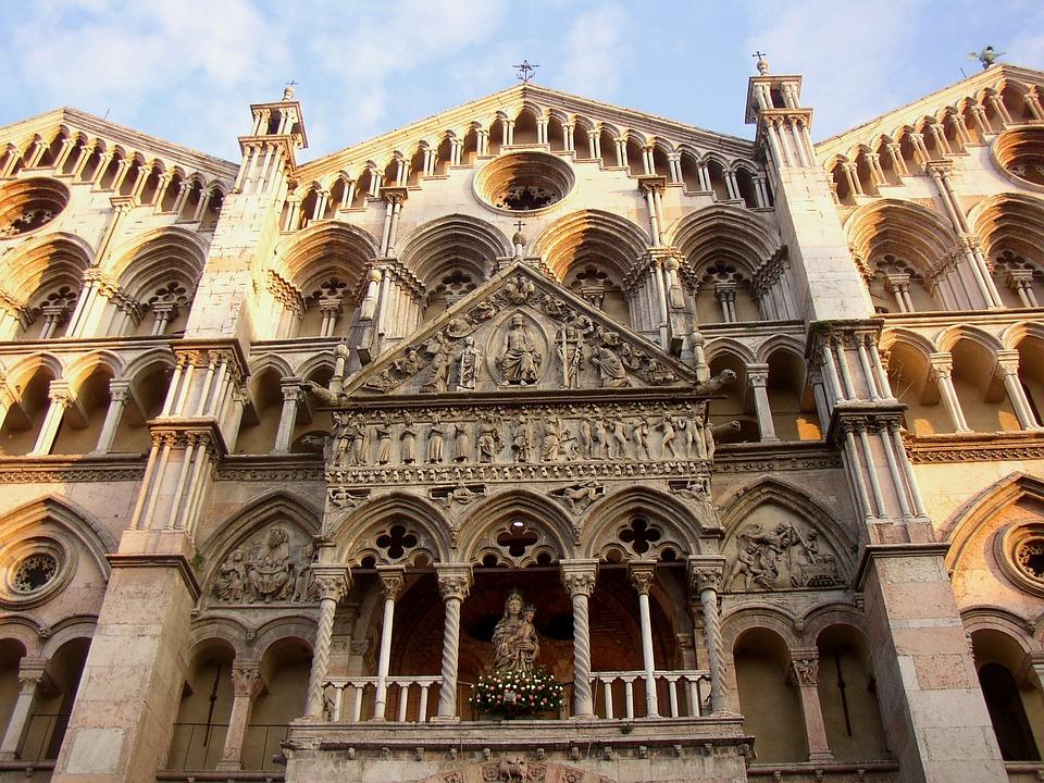 Ferrara Catedral