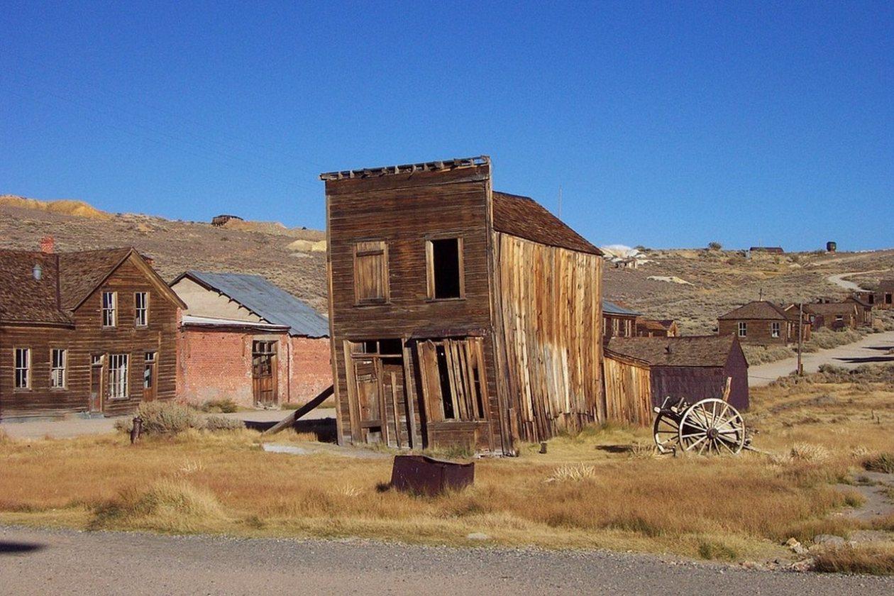 Bodie Pueblo Fantasma