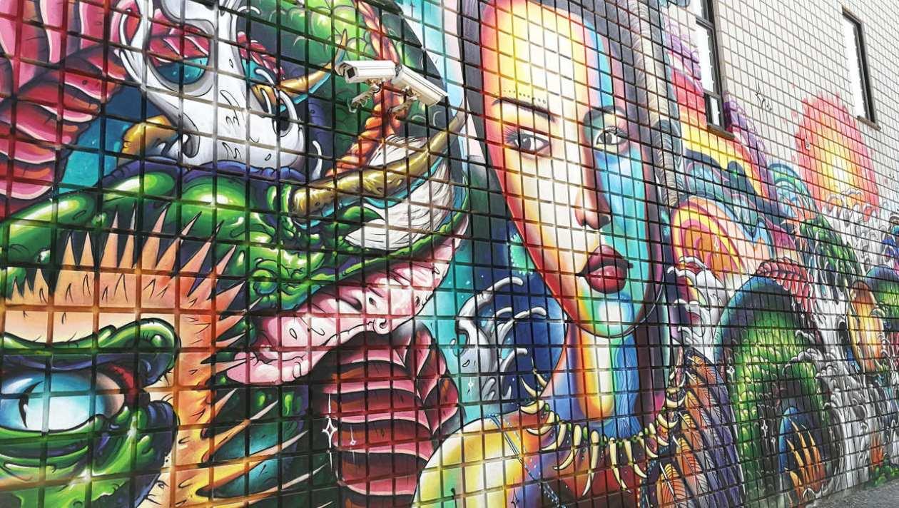 Murales Toronto