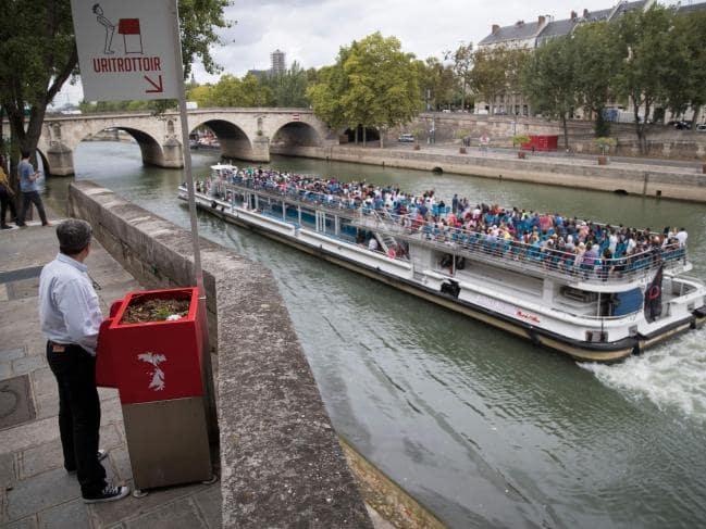 Urinarios Paris
