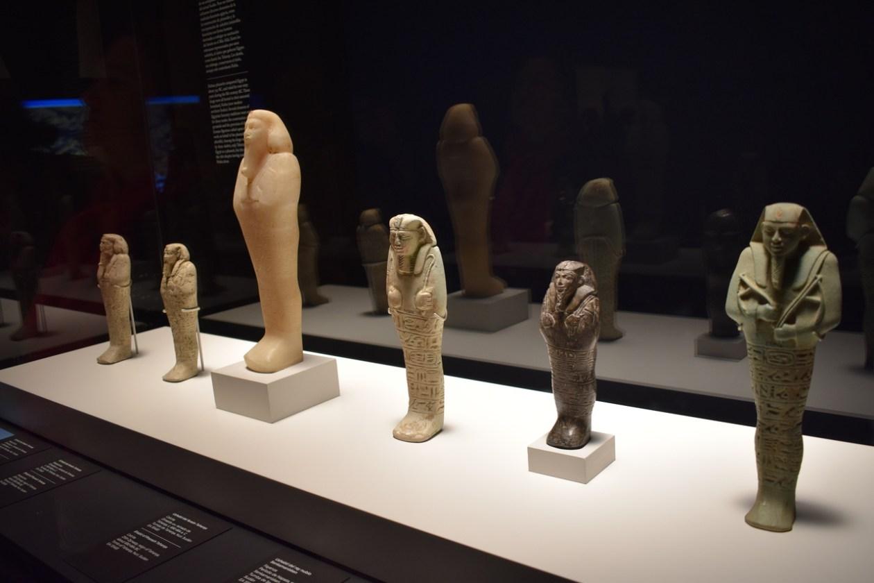 Ushebtis Egipto