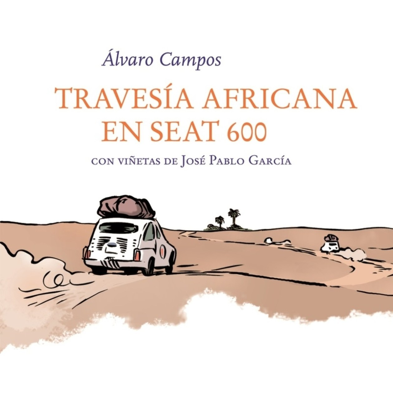 Travesia Africana Seat 600