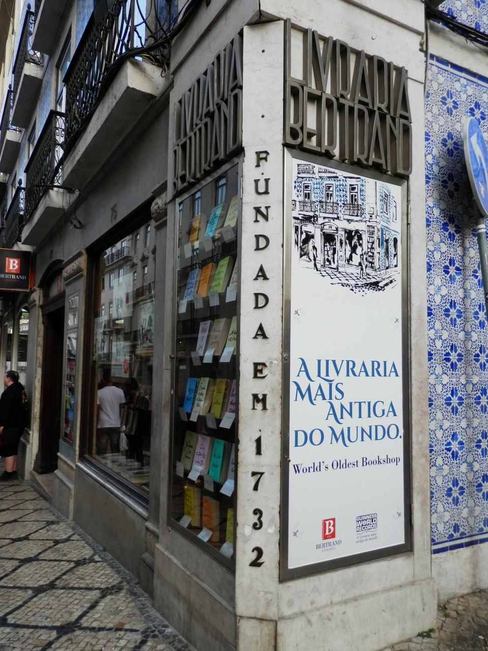 Livraria Bertrand Lisboa