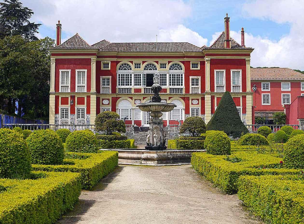 Palacio Fronteira Lisboa