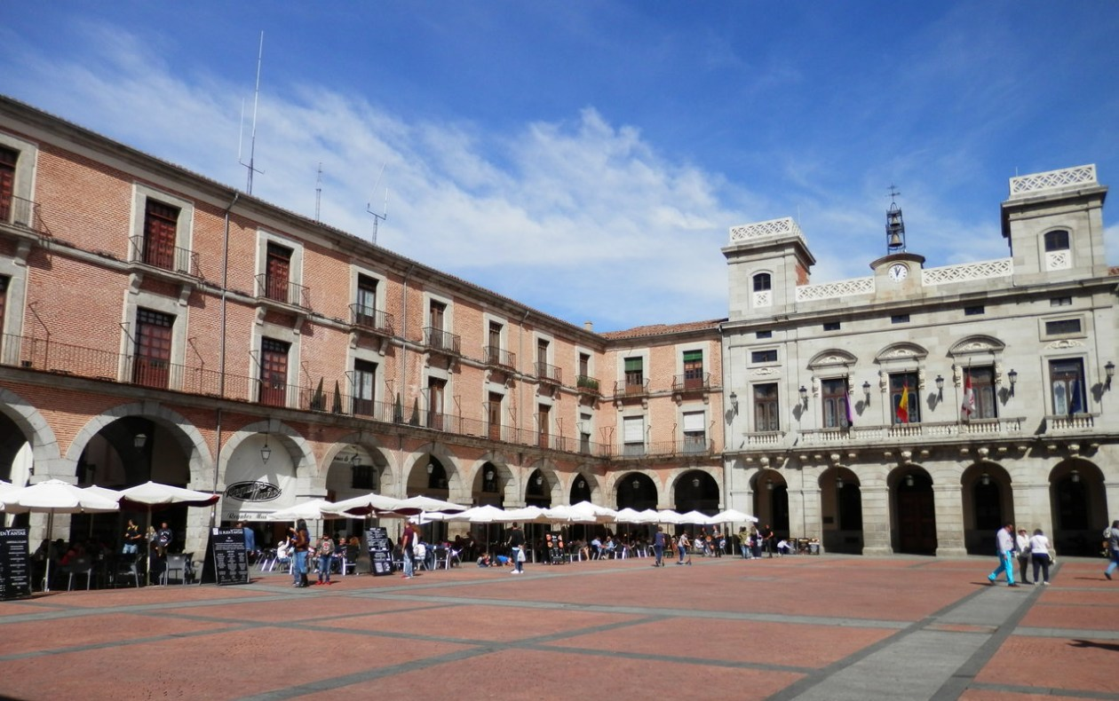 Plaza Mercado Chico Avila