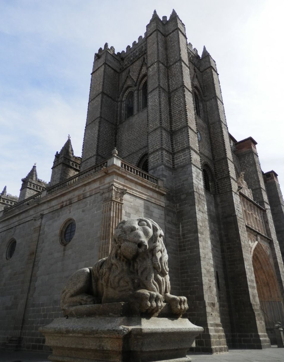 Avila Catedral