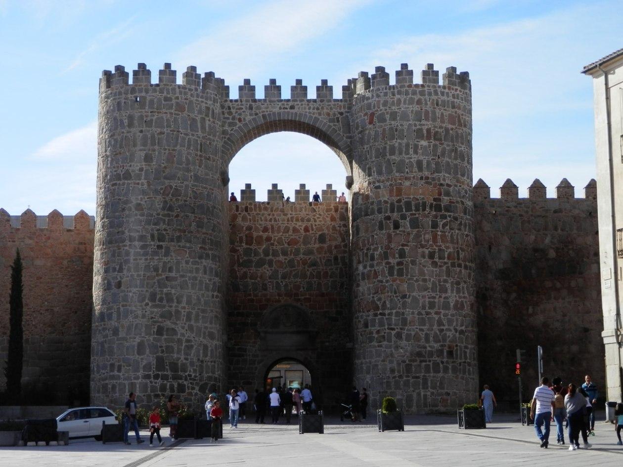 Puerta Alcazar Avila