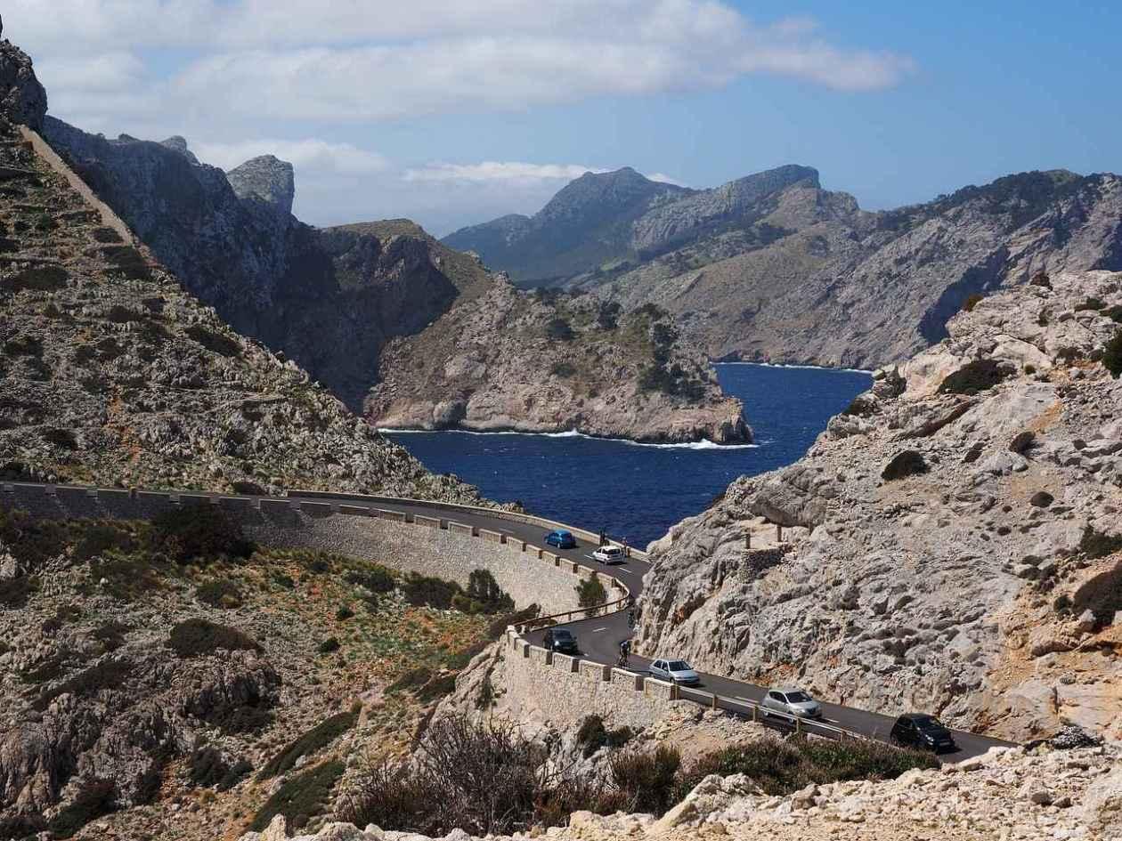 El Paisaje Cultural de la Serra de Tramuntana (Islas Baleares)