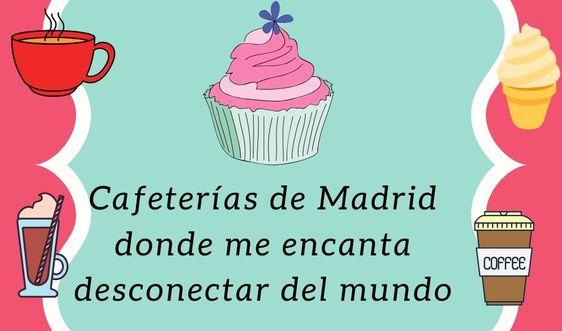 Cafeterias Madrid