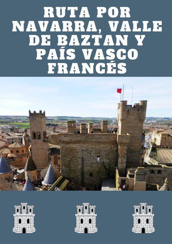 Viaje Navarra