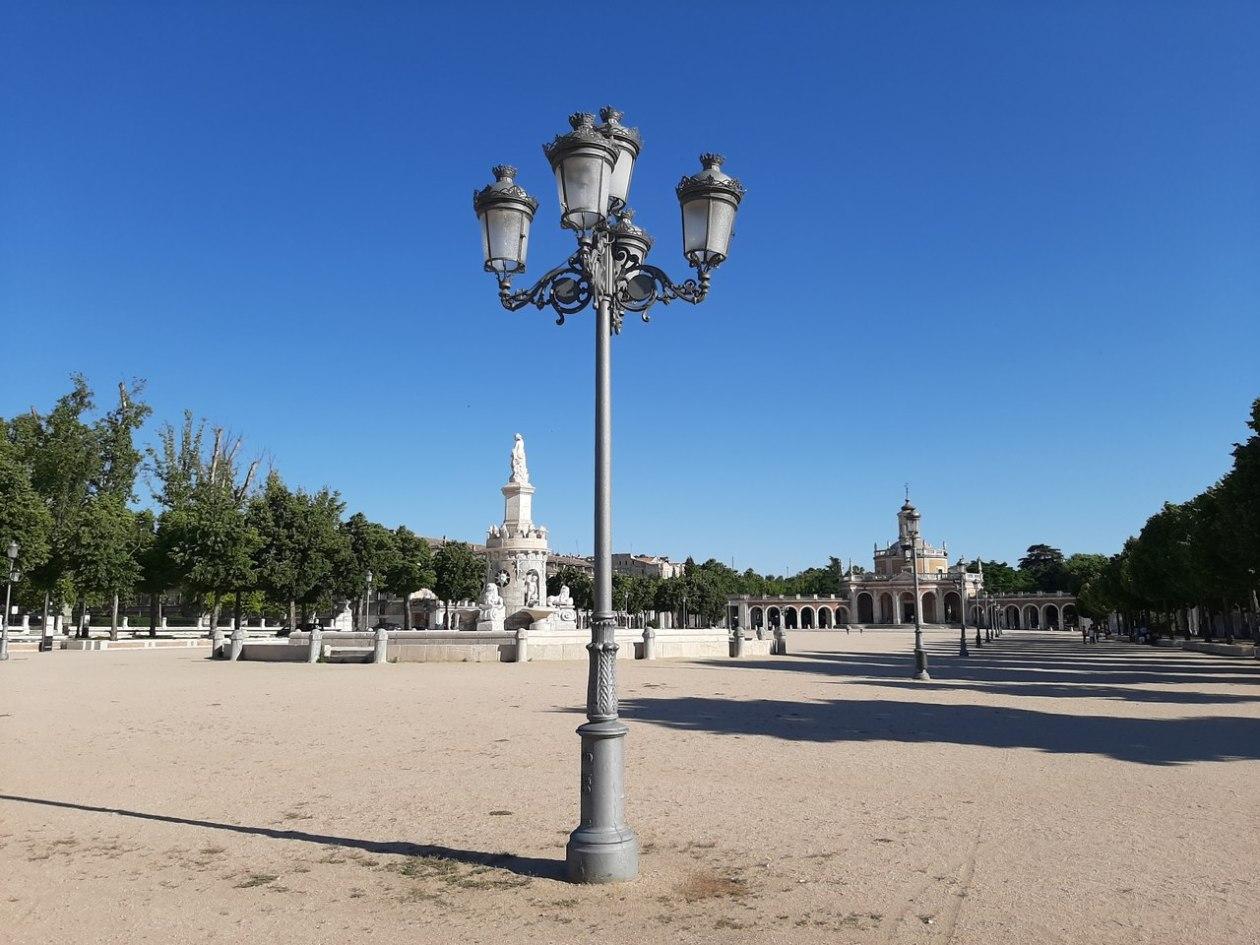 Plaza San Antonio Aranjuez