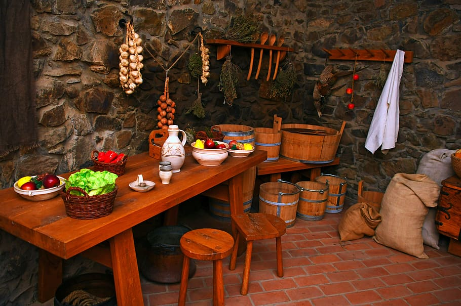 Cocina Medieval