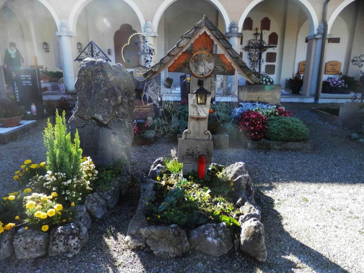St Gilgen Cementerio