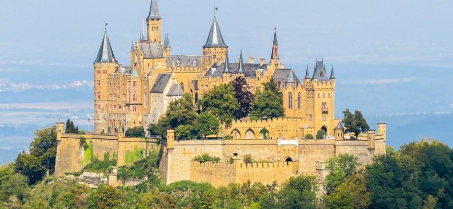 Castillo Hohenzollern