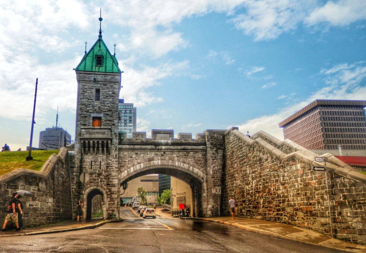 Quebec Gate