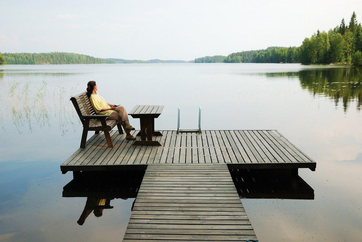 Finlandia Lago