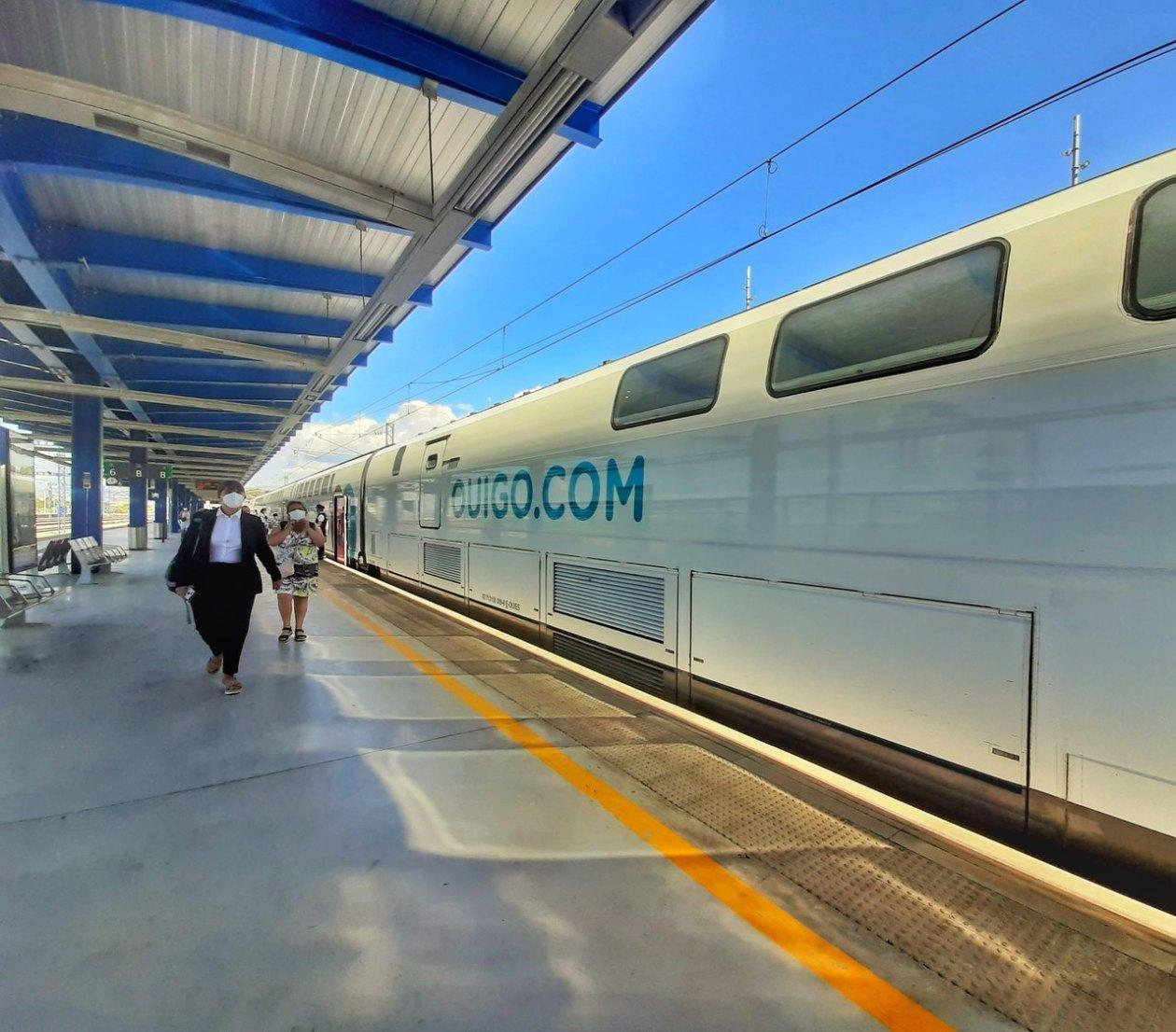 Ouigo Tarragona