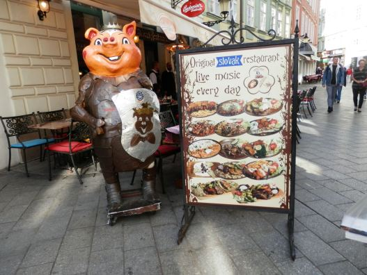 Comida eslovaca