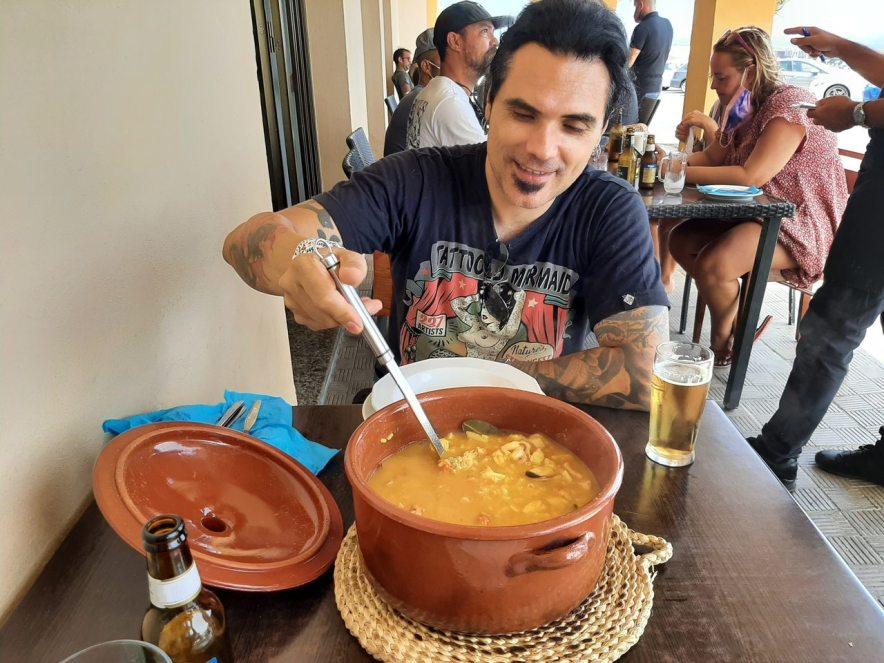 La Restingolita