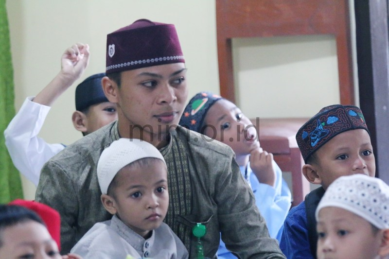 Penyambutan Santri Baru Kuttab Imam Malik Generasi 2 (7)