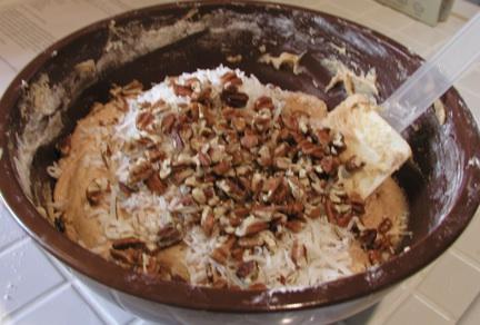 Sweet Potato Pound Cake! (3/5)