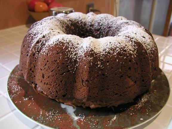 Sweet Potato Pound Cake! (5/5)