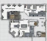 first floor blueprint Jasmin
