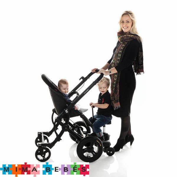 Plataformas para cochecitos de bebés | Pequeocio
