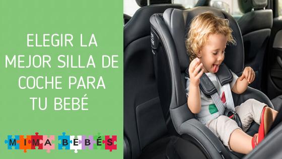 requisitos silla bebe coche