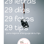 Lenguaje: 29 Tips para mejorar el lenguaje de tu hijo (semana 2)