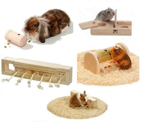 juguetes enriquecimiento ambiental