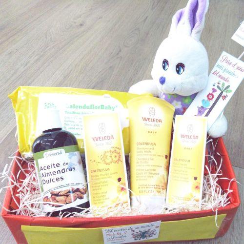 cesta regalo niños comprar online