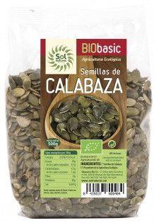 semillas de calabaza ecológicas comprar online