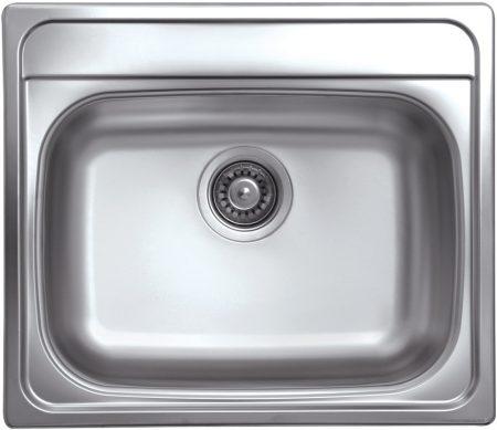 Jednodelna ugradna sudopera, odlicnog kvaliteta, izradena od rosfraja. Prakticna sudopera, za lako održavanje i korišcenje.